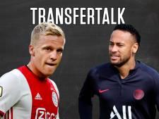 Ribéry gearriveerd in Florence, AZ huurt Portugees van Manchester City