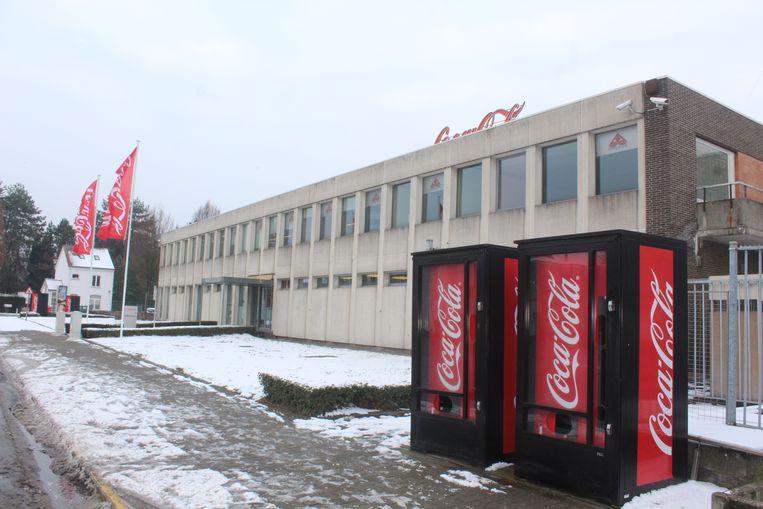132 jobs staan op de helling. Onder meer hier in het distributiecentrum in Hasselt