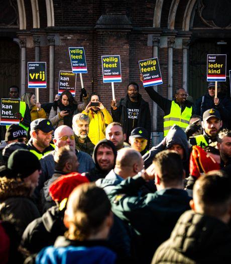 Slagveld dreigt bij intocht Sinterklaas in Eindhoven