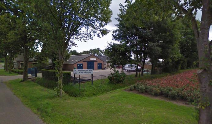 Zorgboerderij de Hoge Aard in Molenschot.
