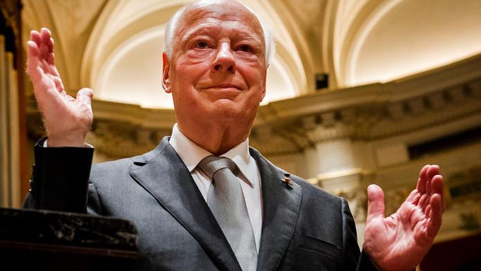Bernard Haitink is een van de invallers voor Daniele Gatti bij het Concertgebouworkest