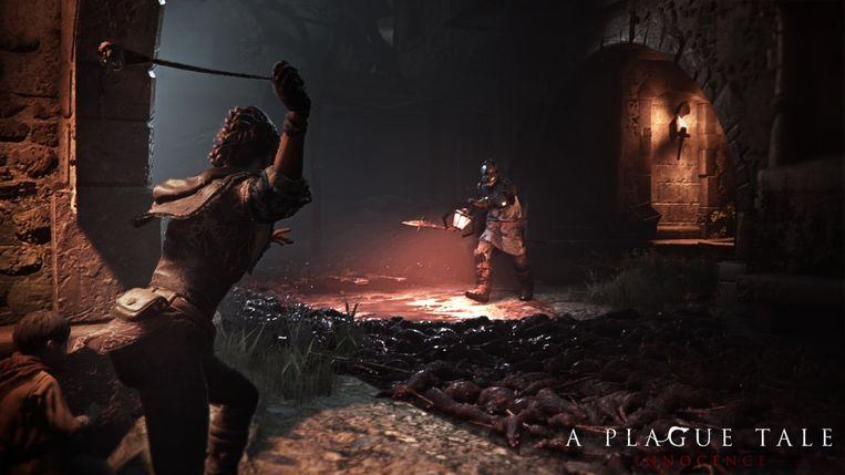 A Plague Tale: Innocence.