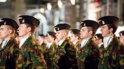 An officer and a gentleman op Truiense Grote Markt: 630 kandidaat Onderofficieren stellen zich voor