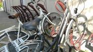 Gemeente houdt openbare verkoop van gevonden fietsen