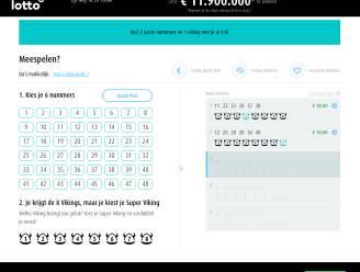 Duurder dan EuroMillions, maar ook meer winstkansen: Nationale Loterij lanceert 'Vikinglotto'