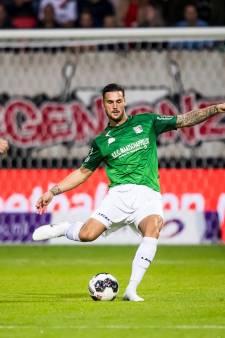 NEC'er Bossaerts speelt met Jong België in extremis gelijk