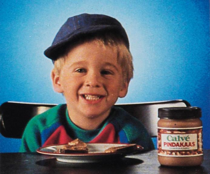 Calve reclame, bij reclame nostalgie 16 maart AD magazine