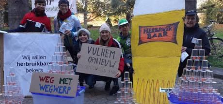 """GMF wil herbruikbare bekers op Zesdaagse: 'Dit bekertapijt is een gemiste kans"""""""