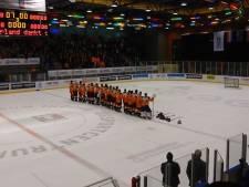 Australisch ijshockeyteam blij met de steun in Tilburg: 'Support is fantastisch'