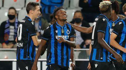 Okereke mist Brugse derby: Club-aanvaller week langer in quarantaine