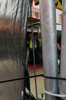 NVWA aanwezig bij kinderachtbaan op Tilburgse kermis, attractie later deze week weer open