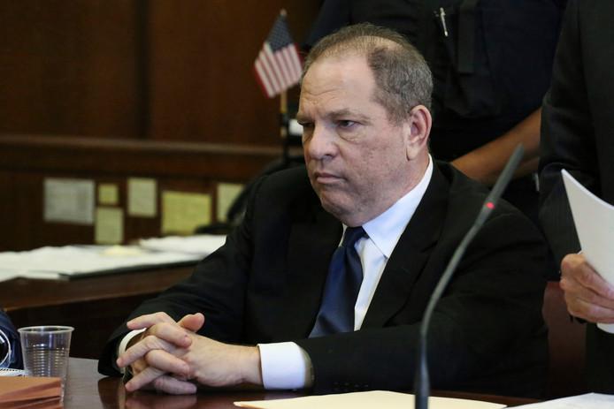 Weinstein in de rechtbank.