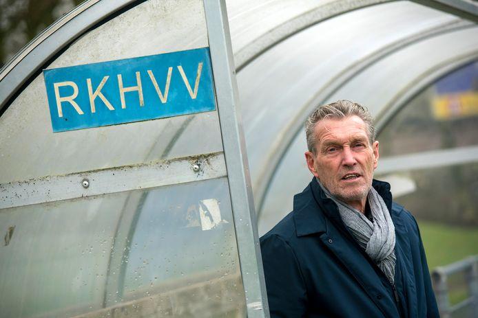 Bram Braam, volgend seizoen trainer van RKHVV