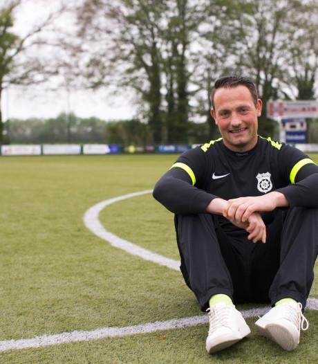 Meddo maakte bijna 100 goals, maar heeft nog geen prijs