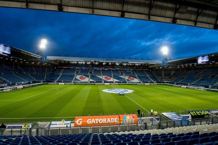Het Abe Lenstra stadion