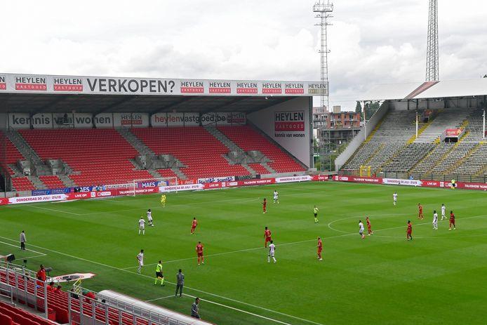 Pour l'Antwerp et le Beerschot, l'interdiction des sports de contact pour les adultes tombe à un mauvais moment.