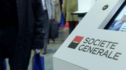Société Générale schrapt 1.600 banen