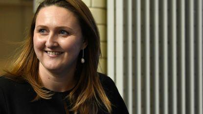 """Gwendolyn Rutten zal zichzelf niet opvolgen als voorzitter Open Vld: """"Minister of premier? Ik vraag niks"""""""