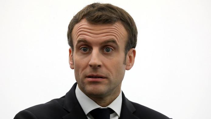 Macron n'ira pas à Davos mais réunira des patrons étrangers à Versailles le 21 janvier