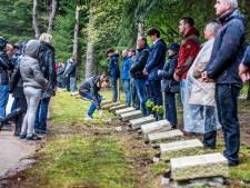 Ruzie in organisatie maakt einde aan bijzondere oorlogsherdenking in Loenen