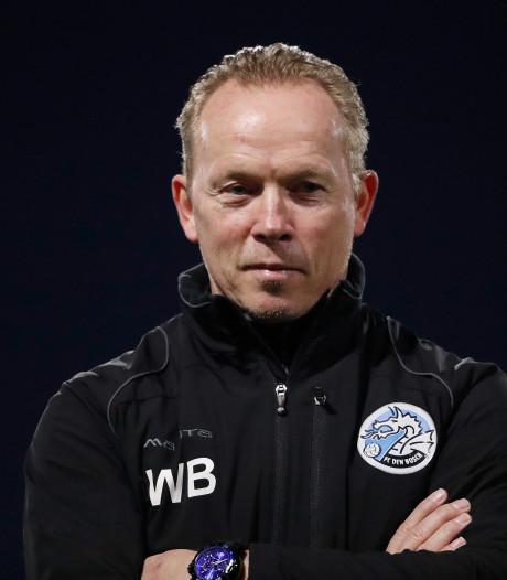Trainer Wil Boessen ontslagen bij FC Den Bosch