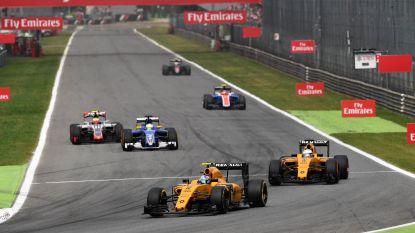 Monza blijft drie jaar langer in Formule 1