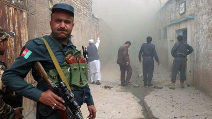 Minstens 2 doden bij aanval van kamikazes op moskee in Afghanistan