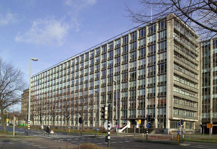 Het Wibauthuis Beeld Martin Alberts/stadsarchief Amsterdam