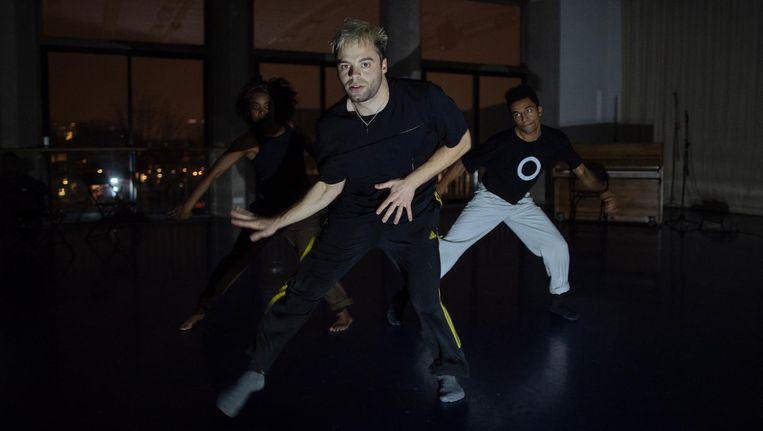 Danser Rubén Sánchez is een van de acts bij Jong DeLaMar Beeld Marc Driessen