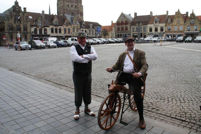 Zaterdag 20 april vindt onder meer een retrokoers plaats tijdens Historisch Veurne