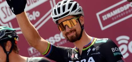Het einde van de carrière van Sagan (30) nabij? 'Ik zou het begrijpen als hij stopt'