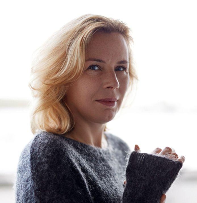 Esther Gerritsen.