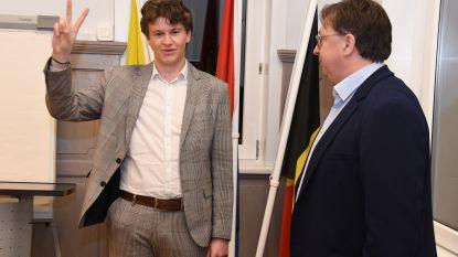 Voetballer Tristan Bruynsteen (19) nieuw gemeenteraadslid voor N-VA