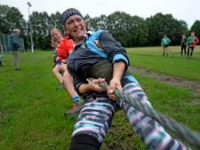 Touwtrektoppers trainen zich in Holten klaar voor EK in Ierland