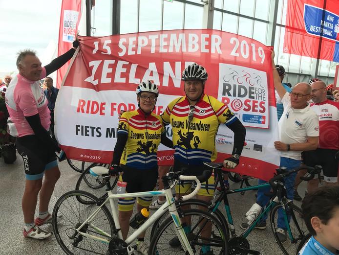 De landelijke Ride for the Roses komt weer naar Zeeland.