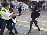 Demonstratie in Hongkong wordt grimmiger: Agenten schieten demonstranten neer