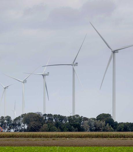 VDG nu ook op de rem bij windpark in Lithse polder