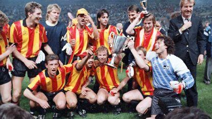 Van postbode tot voorzitter voetbalclub: wat doen KV Mechelen-spelers éxact 30 jaar na winst Europacup II?
