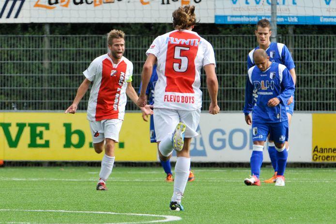 Arjen Postma was jarenlang aanvoerder van Flevo Boys, komend seizoen keert hij als hoofdtrainer terug in Emmeloord.
