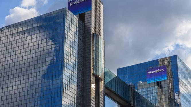 """Proximus overweegt vertrek uit hoofdkantoor: """"Telewerk wordt de norm"""""""