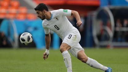 Suárez op zoek naar eerherstel in 100ste interland