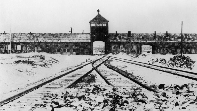 Auschwitz in 1945