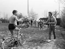 Koninklijk ringsteken per fiets