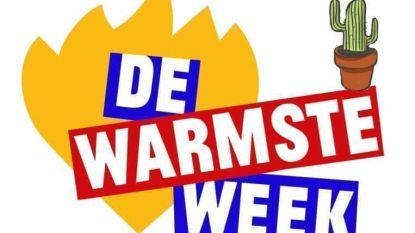 Bibliotheek organiseert acties voor 'De Warmste Week'
