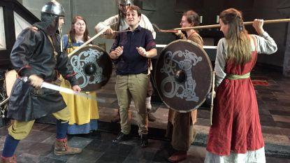 Op wandel met Vikingen door Netestad
