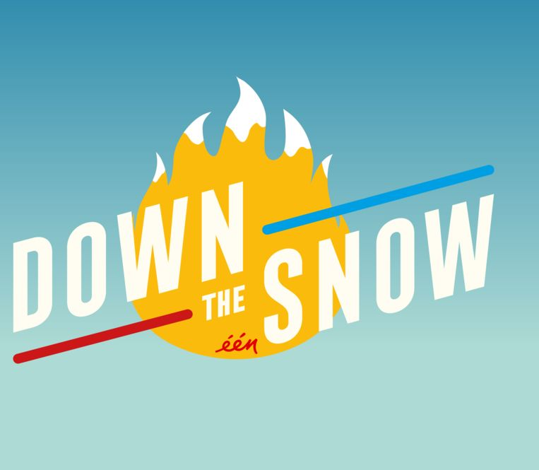 Down the snow
