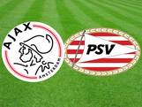 Dit zijn de laatste drie duels van Ajax en PSV