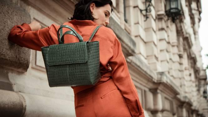 Voor echte groentjes: 9 handtassen in trendy olijfgroen