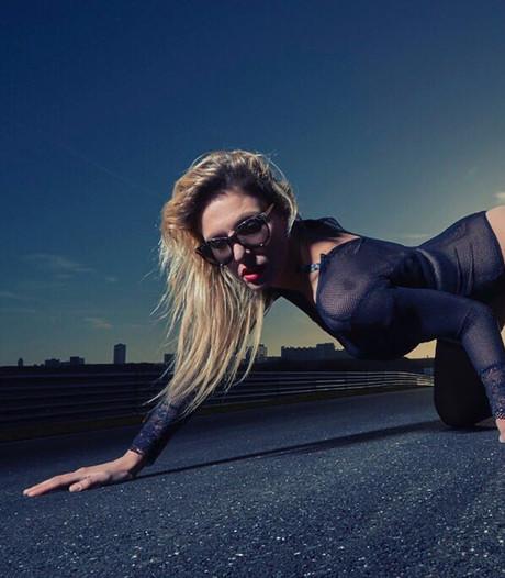 Gridgirl Jolanda: Vrouw verdwijnt nooit van het circuit