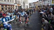 Ronde van Vlaanderen: Willy Sommers brengt ambiance op Grote Markt